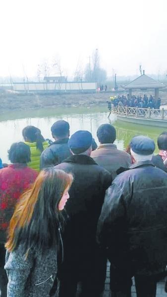 华北水利水电大学生清丰县救两名落水儿童后溺亡
