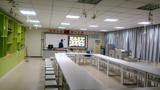 中关村第一小学科学实验室【艾尼提:Anyty】显微示意图