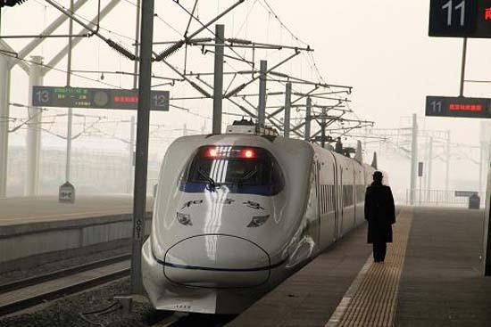 资料图:北京铁路局增开列车.(图片与本文无关)-3月20日起增开北