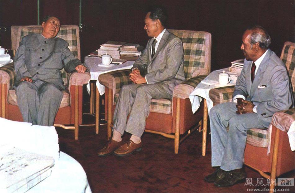 李光耀和中国领导人(转) - 新泉 - 新泉的博客