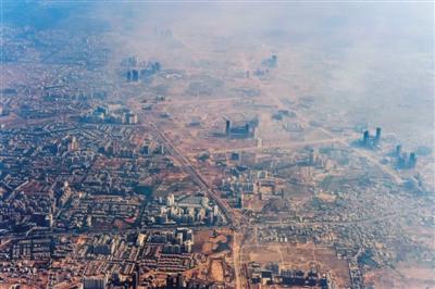 印度首次发布空气质量指数