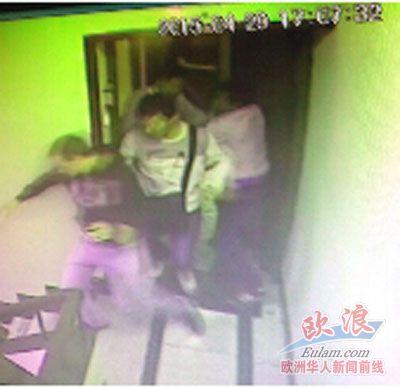 马德里/马德里一华人旅馆遭匪徒持刀抢劫(西班牙欧浪网)