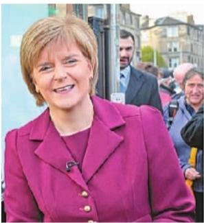 苏格兰女王 是谁图片