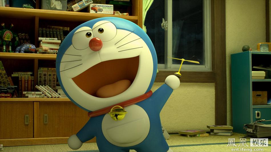 世上只有一个机器猫,可他陪伴的不止一个大雄,《哆啦A梦:伴我同