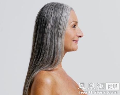 一根头发透露的危险信号(图)图片