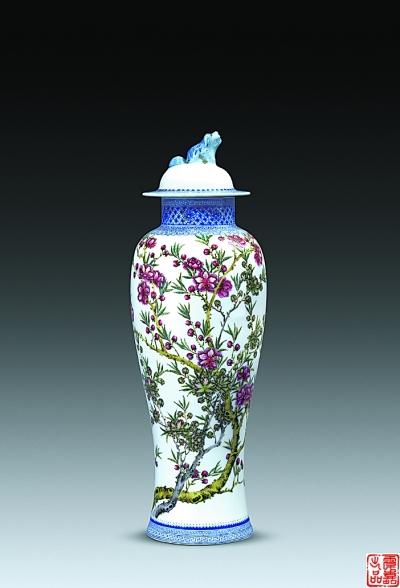 """此外,轻工业部陶瓷研究所生产的瓷器,也被划分到""""567瓷""""里面."""