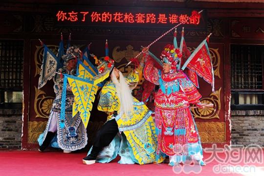 """""""内乡县衙让文化遗产""""动起来"""" 与社会共享保护成果"""