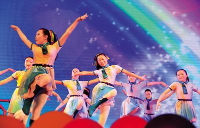 天津河西区中国舞培训课