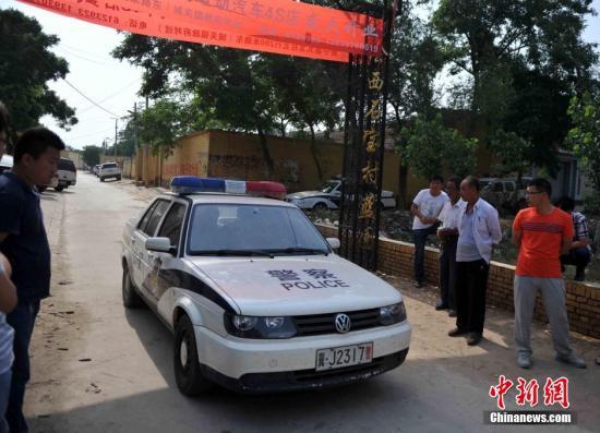 公安部、河北省公安厅发唁电:沉痛哀悼牺牲民警及逝世家属