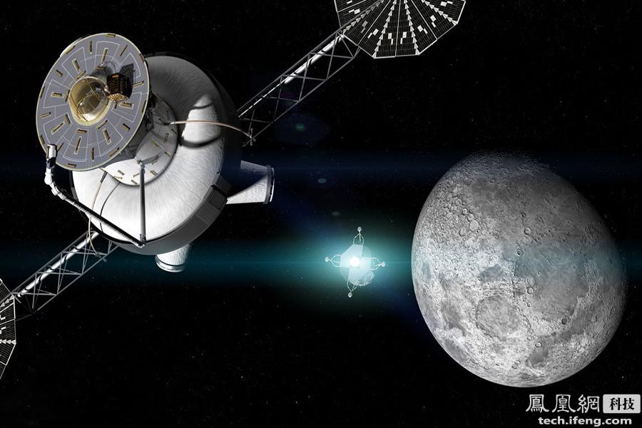 """日前,中国空间技术专家在接受新华社记者专访时说,中国将在2020年前后发射第一颗全电推进通信卫星。所谓全电推进,即不需要化学燃料,依赖电力作为动力。但是,宇宙空间是""""真空""""的,没有化学燃料喷射推进,纯靠电力怎么来推动飞行器?"""