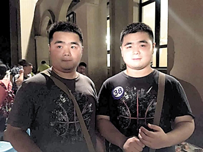 星空下男背影高清头像兄弟二人