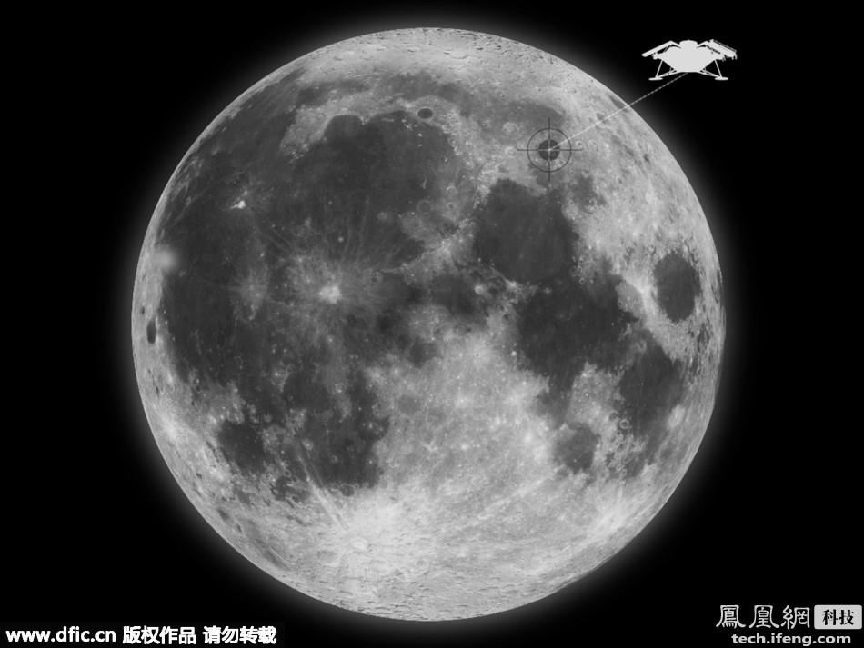 美公司推出送人类骨灰上月球服务 只要12万美元