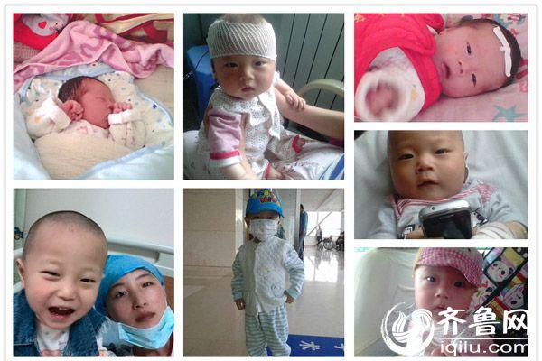 3岁男童患罕见病住院3年 埋3根针方便输液