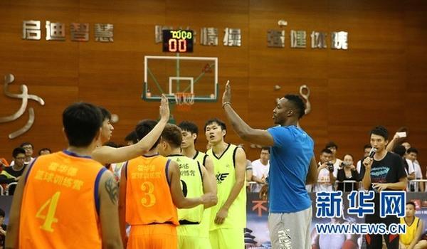 匹克3X3全国总决赛落幕 霍华德亲临引爆篮球
