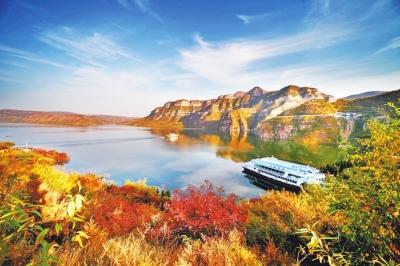 三峡济源黄河: 景区 王屋山100个攻略7房间大全集图片