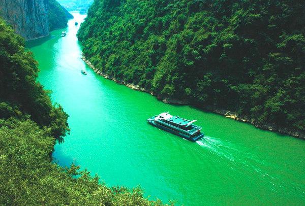 重庆巫山小三峡-小小三峡景区