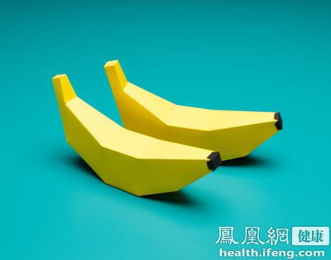男性吃香蕉竟有4大好处