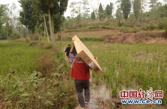 中国农村迎来首次电商大促:村里来了京东人 京