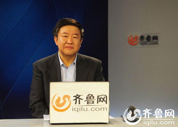 中共山东省委党校副校长、教授孙占元
