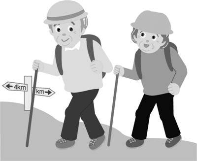 滚动新闻  据全国老龄委调查显示,目前我国每年老年人旅游人数已经占
