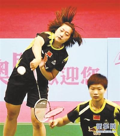 中国羽毛球协会 暂停其参赛资格,袁宪千女儿