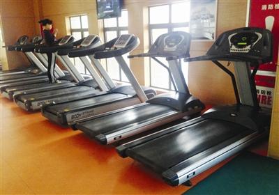 合肥多数健身会所生意遇冷 部分会所已关门跑