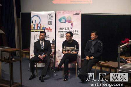 [明星爆料]《名家访谈》 陆川:互联网时代需要文化共存与传承