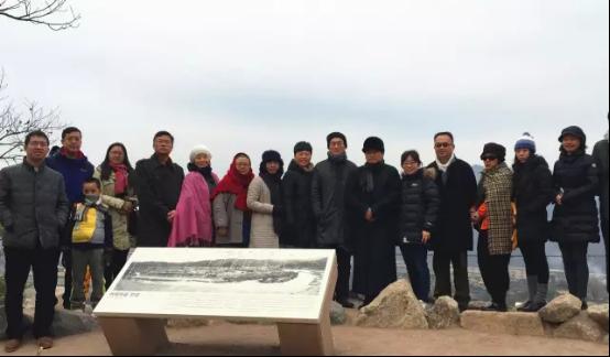 国学大师龚鹏程率儒学团访韩 促进汉文化国际交流