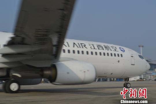 """ͼΪ����ɵ�""""��������""""����737-800�ɻ���·����"""
