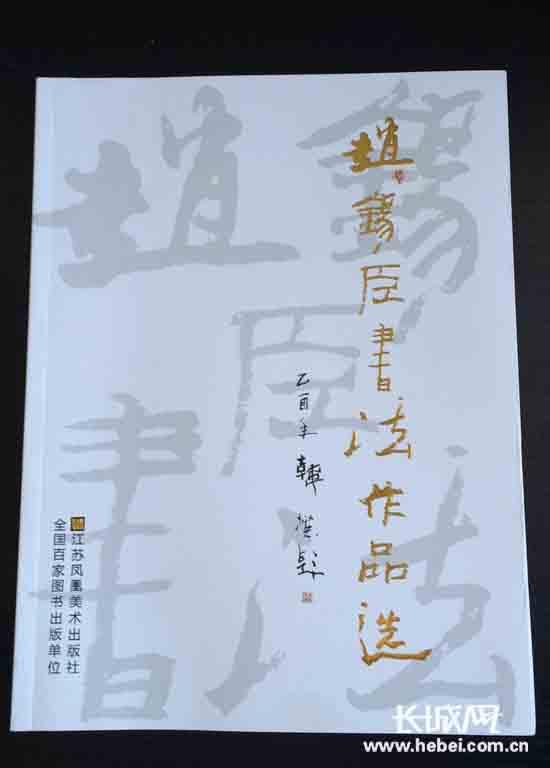 作者赵锡臣,系中国作家协会会员、河北省书法家协会会员、唐山市政
