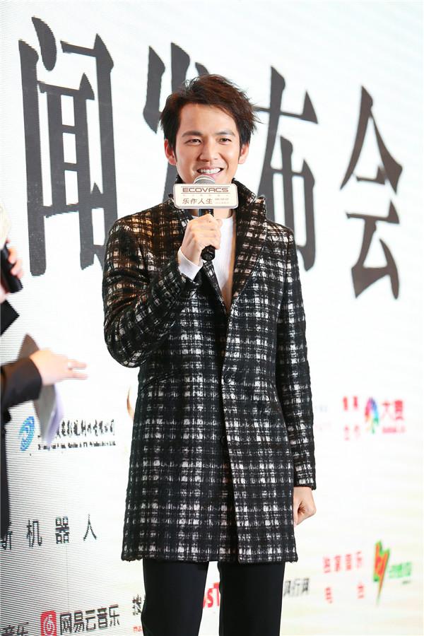 [明星爆料]钟汉良2016巡演上海站 首日1万张票极速售罄