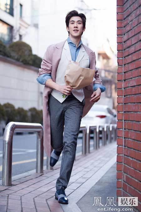 [明星爆料]李治廷变身韩式花美男 情人节上演暖心追爱记