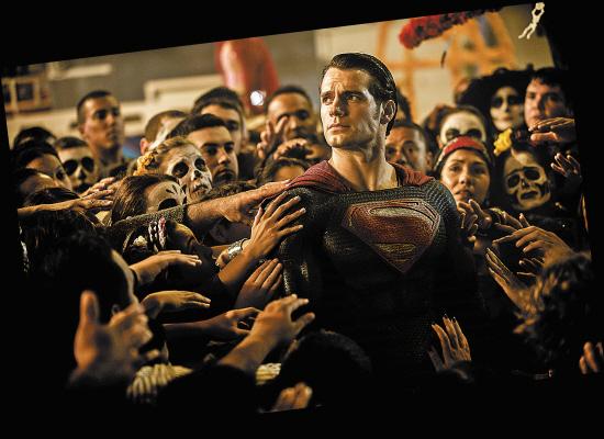 蝙蝠侠和超人中文送祝福 蝙蝠侠 阿尔弗雷德