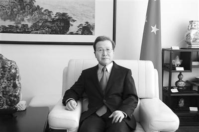 程永华大使