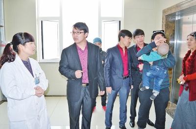 庚医院怎么样_新疆墨玉县7名医护人员到金庚医院接受培训