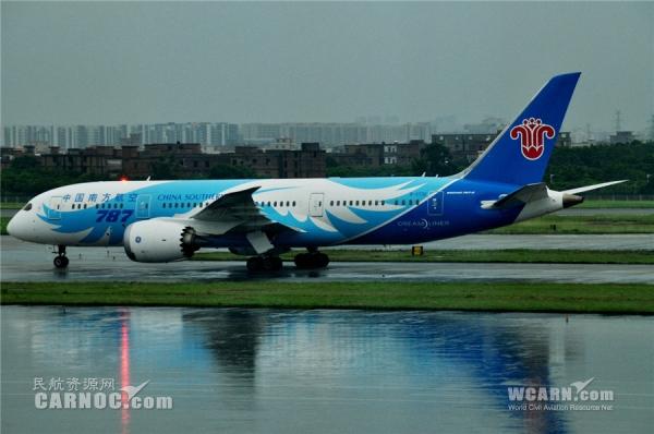 随后海南航空和厦门航空也将陆续引进787-9,中国787-9梦想飞机的表现