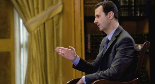 伊朗提议巴沙尔搬到伊朗指挥叙战事 巴沙尔拒绝