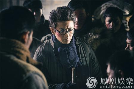 【星娱TV】陈晓凭《智取威虎山》提名第33届百花奖最佳男配角