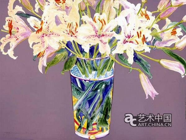 清华美院讲座:盖瑞·步科夫尼克的绘画秘境
