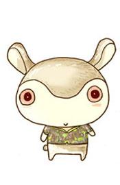 眯兔 爱嫉妒但聪明机智