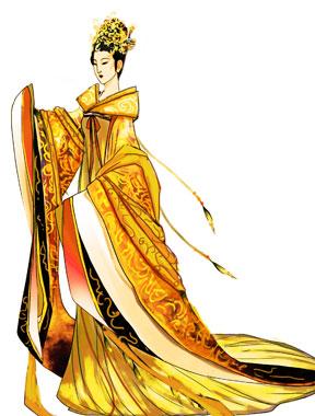 大型史诗音乐剧《文成公主》服装造型[高清大图]