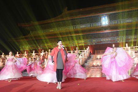 陈思思演唱-陈思思为 我的中国梦 中国企业梦之队在行动 献声图片