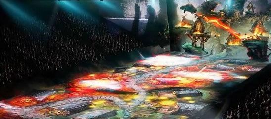 《驯龙高手》超视景LIVE秀图集[高清大图]
