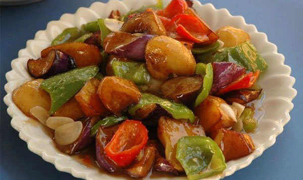 红烧茄子怎么做糖醋排骨怎么做 家常菜炒菜大全