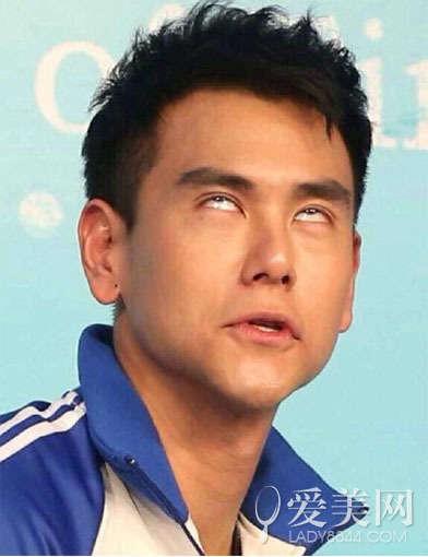 倪妮彭于晏陈伟霆 明星搞怪谁的表情最出位?图片