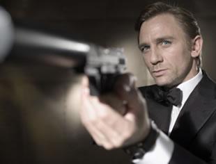 007空降开幕式现场
