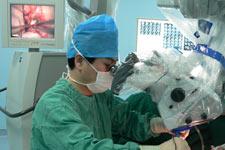 立体定向脑肿瘤活检