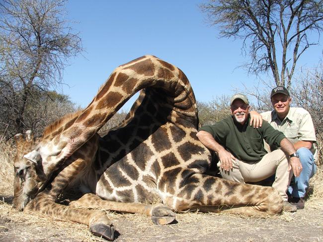 实拍非洲残忍野生动物杀手(组图)