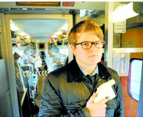 日前,英国记者携带3D打印枪成功通过安检并登上列车