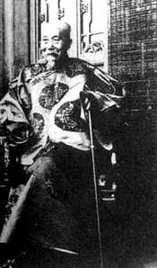 1901年11月7日 晚清权臣李鸿章病逝